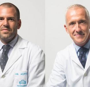 Altuna y Saga, otorrinolaringologos