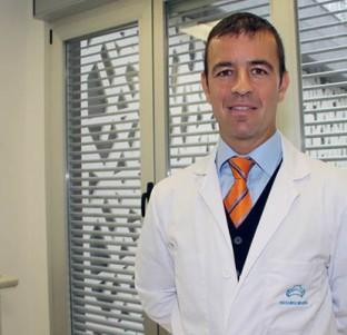 Alberto Marqués, traumatólogo