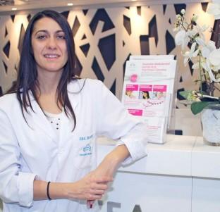 Carmen Tauste, ginecóloga