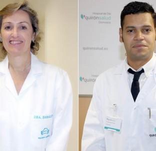 Videochat con los doctores Mercedes Zabaleta e Iñaki Aldasoro