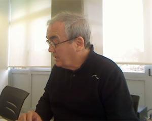 Jon Trueba, periodista de El Diario Vasco